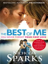 The Best of Me (eBook)